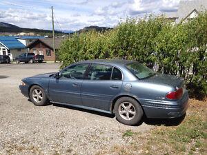 2001 Buick LeSabre Sedan