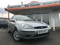 2005 Ford Focus LX 1.6 5dr