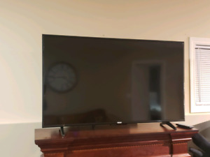 "55"" TV RCA LED  Ultra HD 4k"