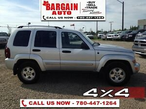 2006 Jeep Liberty Limited  DIESEL - AUTOMATIC - 4X4