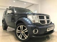 Dodge Nitro 2.8CRD AUTO SXT***FULL SERVICE HISTORY**ONLY 78K MILES**