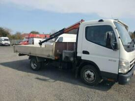 2006 06 PLATE MITSUBISHI CANTER 3C13 DROPSIDE PICK UP ( ONLY 38K MILES )