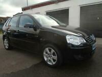 Volkswagen Polo 1.9TDI ( 100PS ) 2008MY Sport ONLY 44000 MILES+2 OWNERS+RARE CAR