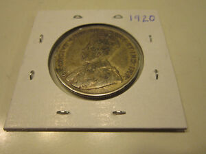 Old Canadian 50 cent silver coins London Ontario image 10