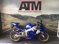 YAMAHA YZF R1 2002, VERY CLEAN, GREAT EXAMPLE, 26K MILES (AT MOTORCYCLES)
