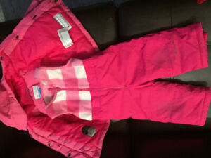 2T Columbia Snow suit