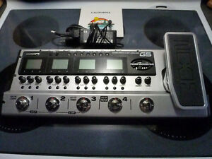 Zoom G5 Guitar Effects and Amp Simulator with Z-Pedal