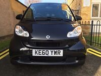 SMART PASSION AUTOMATIC WITH HEATED LEATHER SEATS