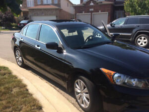 HONDA Accord EX-L V6, 2012, Sunroof, Leather