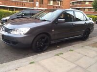 Mitsubishi Lancer 1.6 Equppie 32k miles px welcome