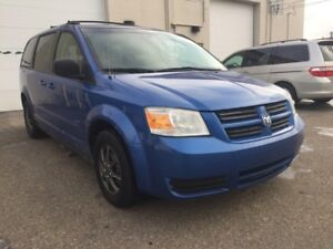 2008 Dodge Grand Caravan SE/6 Months powertrain warranty include