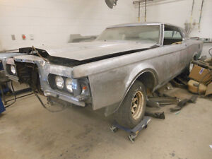 lincoln mark iii project for sale or trade