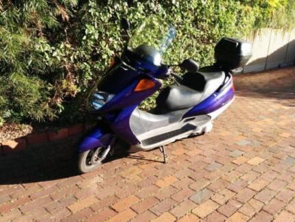 HONDA Foresight 250cc Scooter Canterbury Canterbury Area Preview