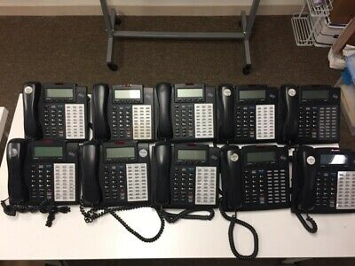 Esi Business Phone Systems 48 Key H Dfp Lot Of 10