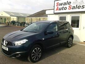 2013 NISSAN QASHQAI 1.5 DCi N-TEC ONLY 47,689 MILES, FULL SERVICE HISTORY