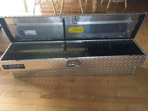 New Toolbox for 1/4 Ton Truck