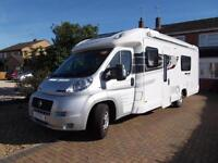 Swift Bolero 722FB 4 Berth Fixed Rear Bed One Owner From New FSH Ref 11102