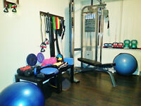 Female Personal Trainer from beginner to advanced & Post Reha