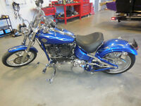"2009 Harley Davidson Rocker *Executive Owned"" only 1913 kms!"