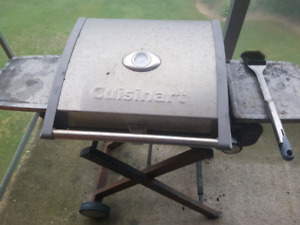Used Portable Coleman bbq