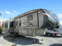 Coachmen Forest River Chaparral Signature 331MKS 2014