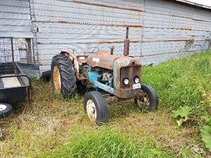 Tracteur Fordson Supermajor 5000 Saguenay Saguenay-Lac-Saint-Jean image 5
