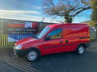2010 Vauxhall Combo 1700 1.3CDTi 16V Van [75PS] CAR DERIVED VAN Diesel Manual