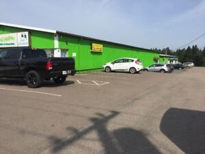 2500 sq.ft. of Prime Commercial Space for Rent in Charlottetown