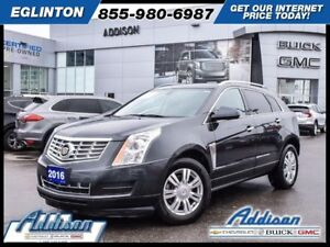 2016 Cadillac SRX LuxuryAWD Panoramic sunroof