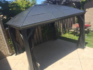 Gazebo and Shed Installation