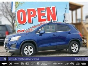 2016 Chevrolet Trax LT LT AWD|SUNROOF|REAR CAM|LOW KM|