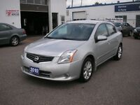 2010 Nissan Sentra 2.0 LOW KM ACCIDENT FREE!!! $7499