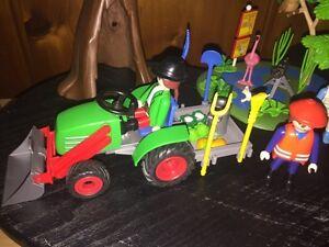 Playmobil nature et animaux