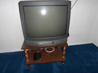 Toshiba T.V. with stand