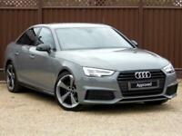 Audi A4 1.4TFSI S LINE BLACK EDITION