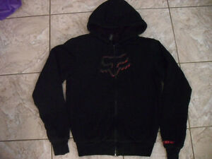 Men's Heavy Fox Hoodie/Jacket - Size Small