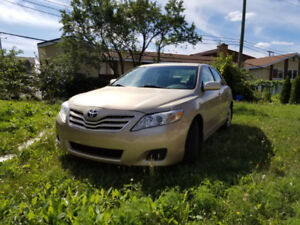 toyota camry le only 50.000 km