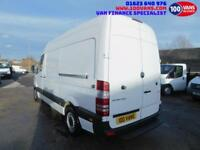 MERCEDES-BENZ SPRINTER 2.1TD 313CDI MWB HIGH ROOF, CRUISE CONTROL AND MORE