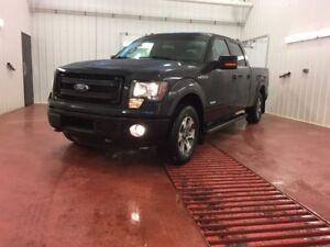 2014 Ford F-150 XL  - Bed Liner - UCONNECT - $221.51 B/W