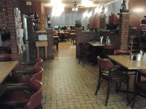 Restaurant with  Apartment For Sale