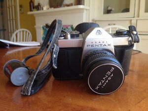 35 mm Pentax Film Camera