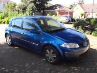 2003 Renault Megane 1.6 VVT Dynamique 5dr