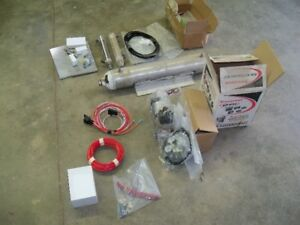 Complete Jet Boat Stomp Grate Air Actuator Kit