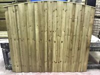 Heavy duty under and over fence panels