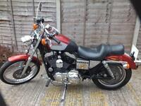 Harley-Davidson XL 1200 C CUSTOM SPORT