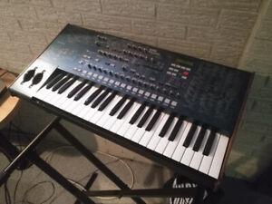 Korg MS2000 Analog Modeling Synthesizer