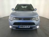 2014 64 MITSUBISHI OUTLANDER GX AUTO PHEV 1 OWNER SERVICE HISTORY FINANCE PX