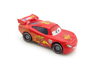 100% Original Disney Pixar Cars Diecast toy NO.95 Lightning Mcqueen Red Gift New