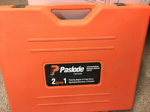 """Flooring stapler """"paslode model fsc200"""