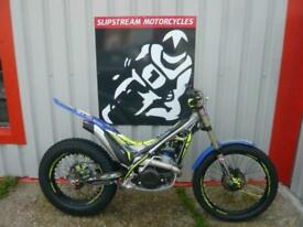 NEW SHERCO ST250 FACTORY 2021 TRIALS BIKE FREE DELIVERY TRS ST 250 125 300